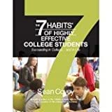 img - for 7 Habits of Highly Effective College Students book / textbook / text book