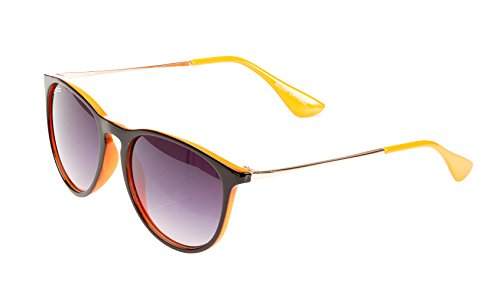 Deluxe Lunettes Unisexes Occhiali Monture Nouvelle Unisexes Catania Soleil Case ronde de with La Collection 1PpUPng