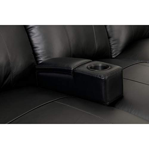 Octane Seating Octane Removable Armrest with Storage Compartment ()