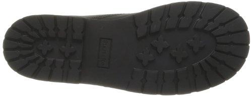 Start Rite Will - Zapatos de Cordones de otras pieles niño negro - Noir (Black Leather)
