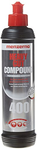Compound Heavy Cut - Menzerna Heavy Cut 400 250ml (8oz) Formerly Fast Gloss 400