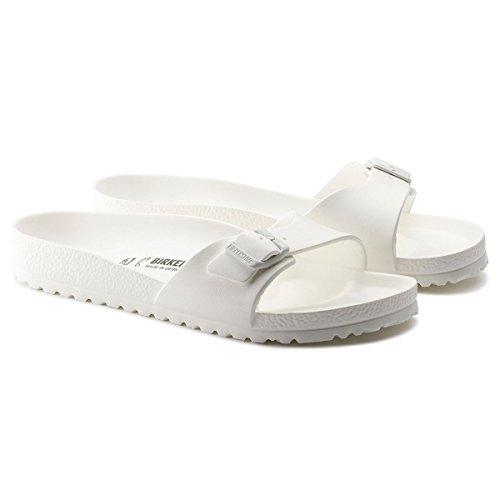 Sandali bianchi per donna Birkenstock Madrid xPBwy1