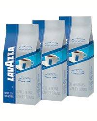 """Lavazza Italian """"Gran Filtro"""" Coffee Whole Beans (3 x 2.2 lb bags)"""