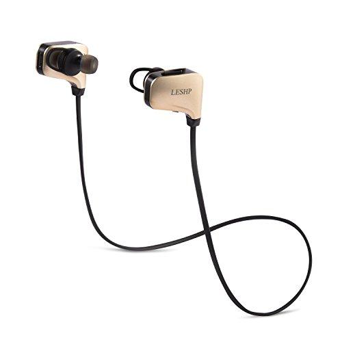 Bluetooth Headphones LESHP Wireless Earphones