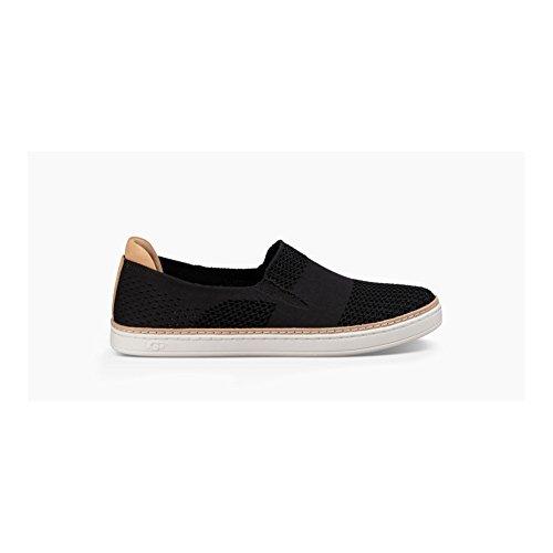 UGG Women's Sammy Fashion Sneaker, Black, 8.5 B US