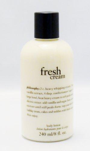 Philosophy Fresh Cream Body Lotion 8 Oz