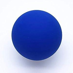 ARO SPORTS High Bounce Handball Pack of 12 (Blue)