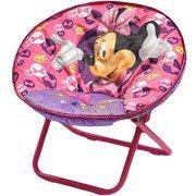 Disney Minnie Mouse Folding Saucer Chair by Disney