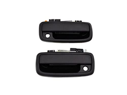 Toyota Tacoma 95 - 04 Front Outside Door Handle Pair 69220 69210 35020 Auto Parts Avenue
