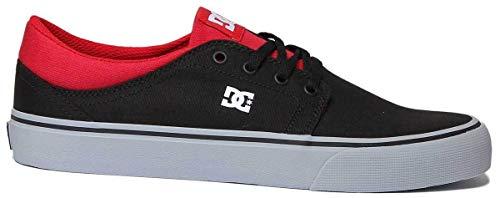 Shoes battleship Red Basse Dc Black Tonik Ginnastica Uomo Da Scarpe athletic dXvqRv8