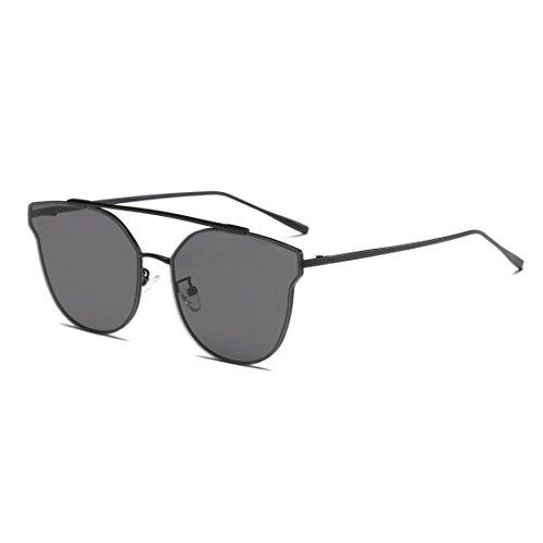 Aoligei Lunettes de soleil rétro couleur film mode pour Dame de lunettes de soleil tendance miroir d'ombre Vi1xzsSslY