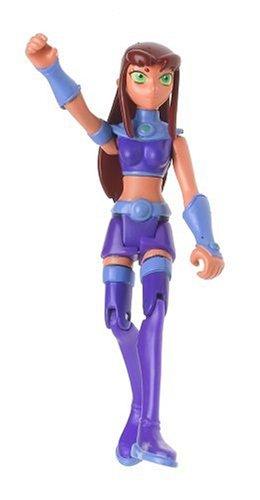 Teen Titans Toys Action Figures : Teen titans robin starfire quot action figures buy