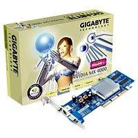 Gigabyte GV-N40128TE GDDR - Tarjeta gráfica (GDDR, 64 bit ...