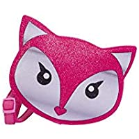 Bolsa Infantil Princesa Pink Bolsa Raposa Glitter