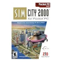 SimCity 2000 for Pocket PC