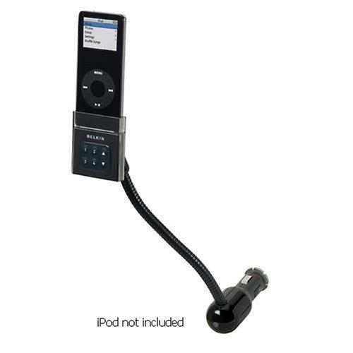Belkin TuneBase FM Transmitter for iPod nano 1G (Black)