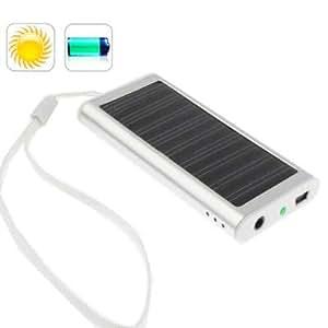 Amazon.com: LUOFUSHENG Cargador solar portátil 1350mAh ...