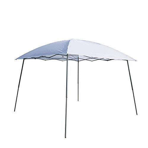 - Goodgojo 8'x 8' EZ Pop-up Canopy Tent Instant Gazebo Outdoor Tent with Carry Bag for Party Wedding Camping (8'x 8', White)