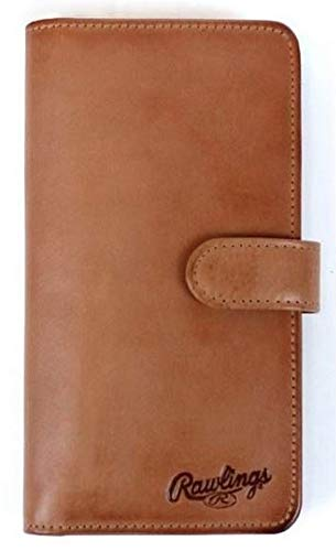 Rawlings Universal Magnetic Leather Phone Wallet With Tab, - Accessories Rawlings Wallet Sports