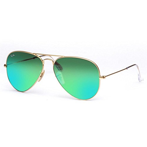 Ray-Ban Aviator with Mirrored Lenses - Unisex ()