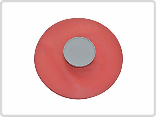 Eisbeutel Ø 23cm, Leibeisbeutel, Kühlbeutel, Gummi, rot