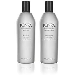 Kenra Professional Moisturizing Shampoo and Conditioner, 10.1-Ounce