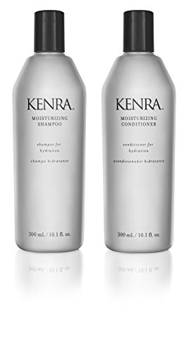 Kenra Moisturizing Shampoo and Conditioner Set, 10.1-Ounce