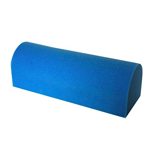 Geneva Healthcare Dome Shape Foam Positioning Roll - 19″ X 7″ X 6.5″ ()