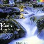 Reiki, Hands of Light, 1 CD-Audio