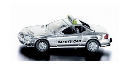 Siku 1423 Safety-Car Mercedes Benz SL 55 AMG