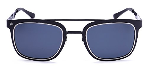 "PRIVÉ REVAUX ""The Assassin"" Handcrafted Designer Polarized Retro Sunglasses For Men &..."