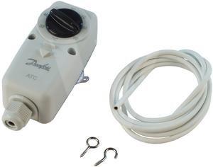 Danfoss Spaukaa4506 Thermostat Amazon Co Uk Diy Tools