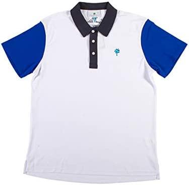 ROYAL PALM Polo Tecnico Tiber Man Royal (Azul Royal, XL): Amazon ...