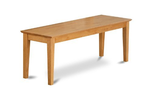 Buy wooden kitchen table with bench