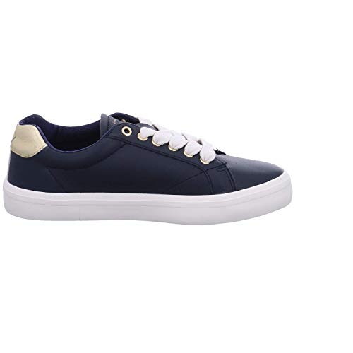 gold Sneakers G684 Basses marine Femme Bleu Baltimore Gant wq5YCzW
