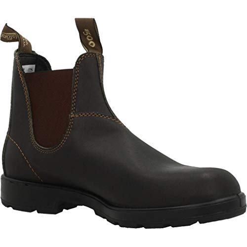 Uomo Beatles Blundstone Stout Brown 500 5ZZqOwE