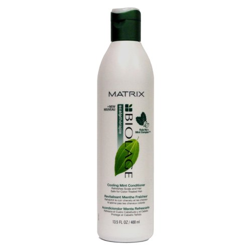 New - Biolage Scalp Therapie Cooling Mint Conditioner 13.5 Oz Unisex Matrix Biolage (Scalp Therapie Cooling Mint)