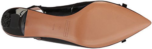 Slingback Abbey Jacobs Women's Marc Black Pump tSY8xqw