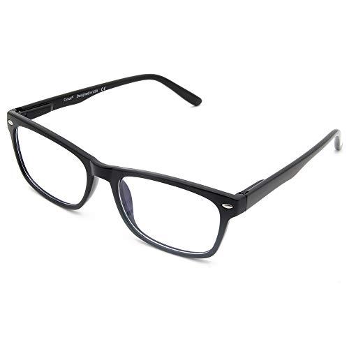 Cyxus Computer Glasses Retro Classic Anti Blue Light Eye Fat