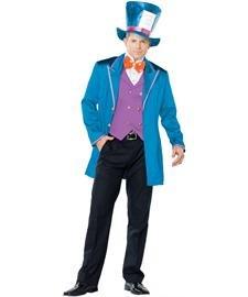 Mad Tea Party Host Adult Costume -