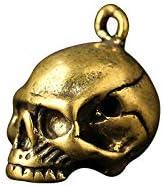 pendentif collier tête de mort 9