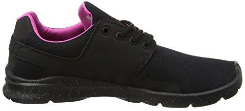Etnies Damen Scout XT Sneaker Schwarz / Weiß / Grau