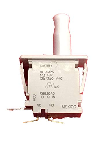 Furnace Door Switch 30462900 For Miller Nordyne CMF