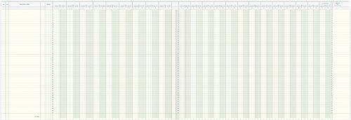 KTMNIG &EBHARDT Amerikanisches Log, 48 Sheets by KÖNIG & EBHARDT (Image #1)