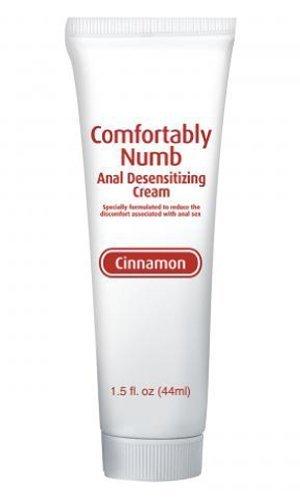 Comfortably Numb Anal désensibilisation Cream - Cannelle