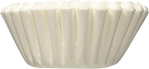 1 X ROCKLINE BASKET COFFEE FILTERS (8-12 Cup Basket) 700 Filters