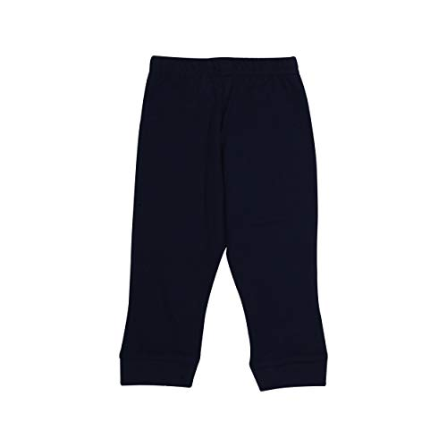 YUV Infant Boys & Girls Multi-Color Pack of 5 100% Soft Cotton Solid Pants with 6 to 24 Months