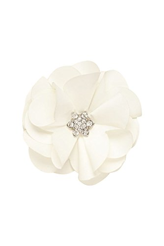 fabric-flower-clip-with-rhinestone-center-style-35986sc001-ivory