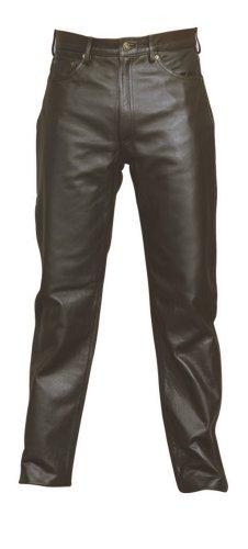 - Men's AL2500 five pocket pants 44 Black