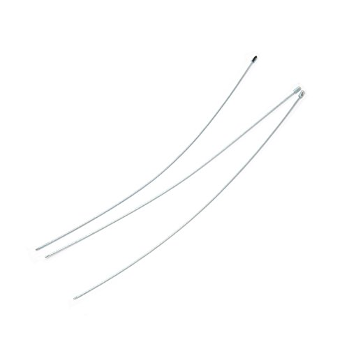 100 Lanyard Wire Ball & Point 8 Inch EAS Loss Prevention ...